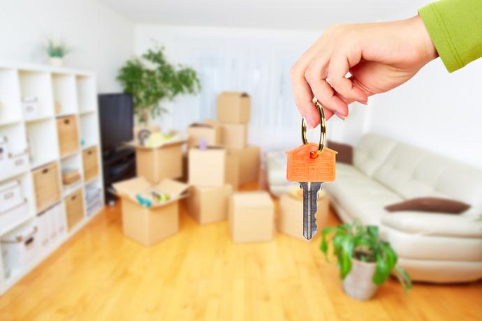 Szerencsésen kisorsolt új ingatlan tulajdonos
