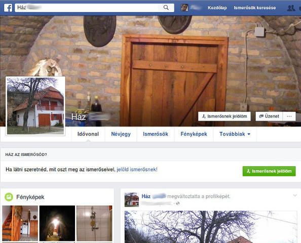 Házeladás felturbózása Facebookon
