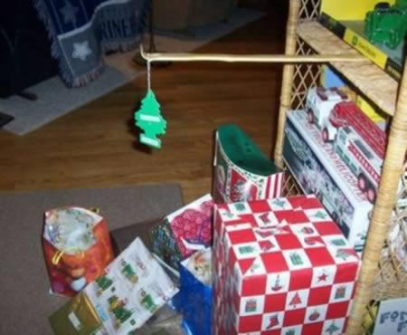 Az idei év karácsonyfája