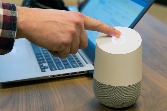 Google Home otthonirányító rendszer