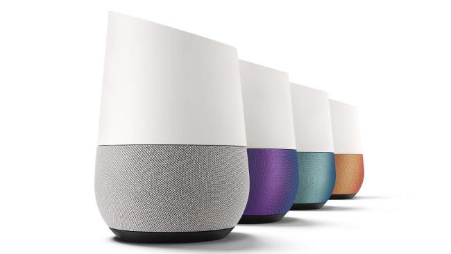 Google Home okosotthon rendszer