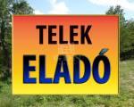 Eladó Telek/földterület Miskolc